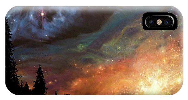 Celestial Northwest IPhone Case