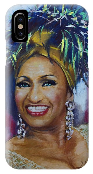 Celia Cruz IPhone Case
