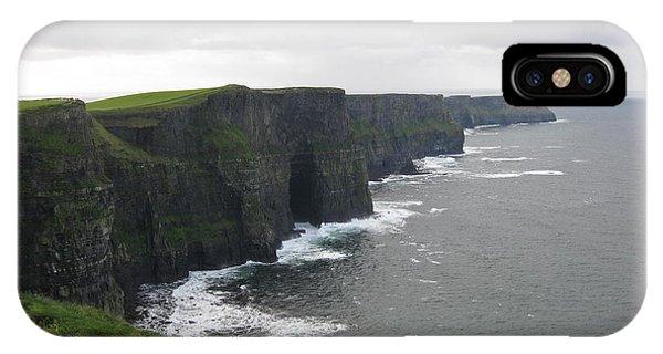 Celtic Cliffs IPhone Case