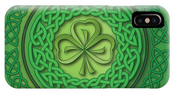 Celtic Spirit IPhone Case