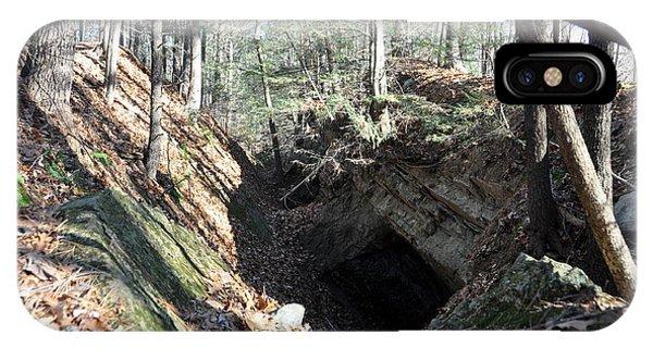 Cement Cave IPhone Case