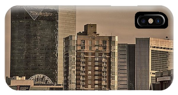 Centennial Tower Phone Case by Lisa Marie Pane