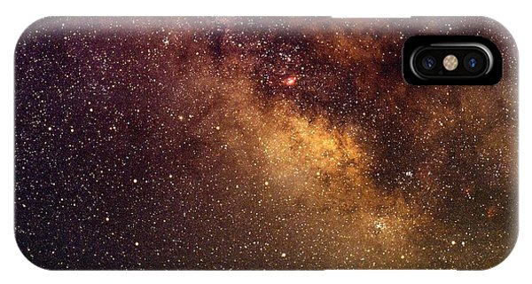Center Of The Milky Way IPhone Case