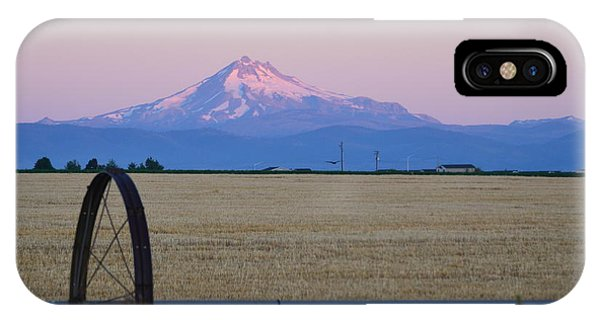 Central Oregon Morning IPhone Case