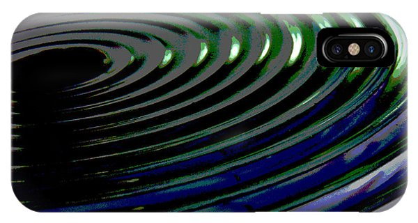 Centrifugal Abstract IPhone Case