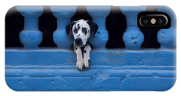 Humor iPhone Case - Centro Habana by Roxana Labagnara
