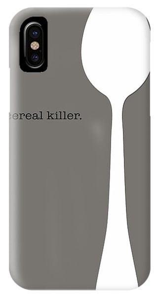 Cereal Killer IPhone Case