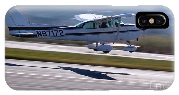 Cessna Takeoff IPhone Case