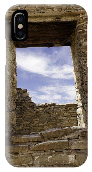 Chaco Sky Phone Case by Jeanne Hoadley