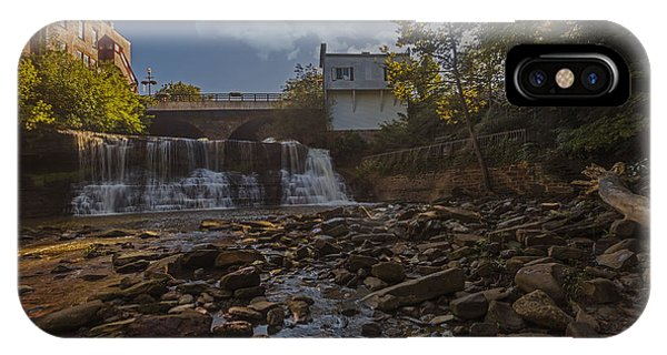 Chagrin Falls IPhone Case