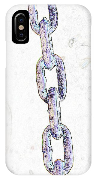 Chains That Bind IPhone Case