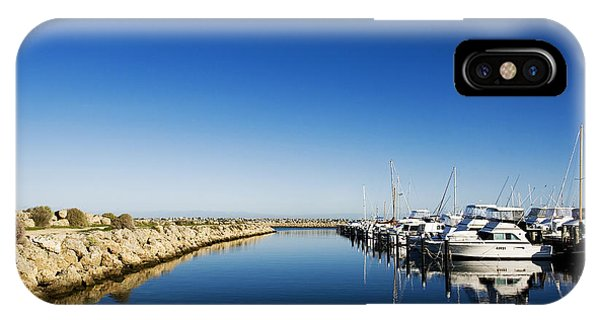 IPhone Case featuring the photograph Challenger Harbour Of Fremantle by Yew Kwang