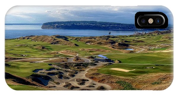 Chambers Bay View 2013 Cropped IPhone Case