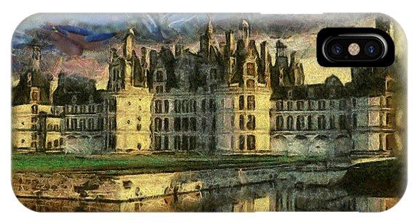 Chambord Castle IPhone Case