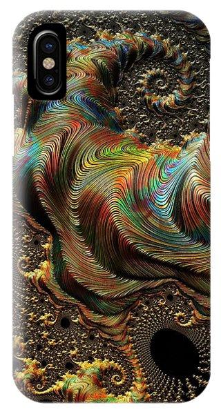 iPhone Case - Chameleon by Amanda Moore