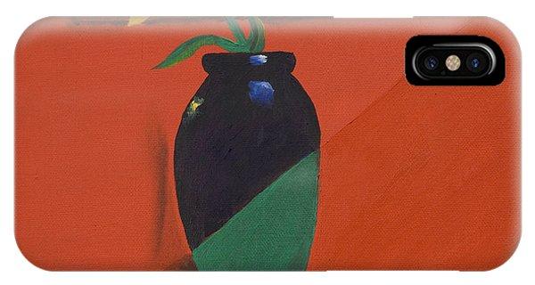 Chameleons Vase IPhone Case