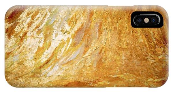 iPhone Case - Champ De Ble' by Fereshteh Stoecklein