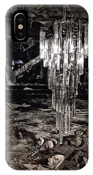 Urban Decay iPhone Case - Chandelier  by H James Hoff