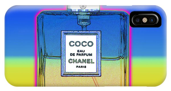 Chanel Bottle 1 IPhone Case