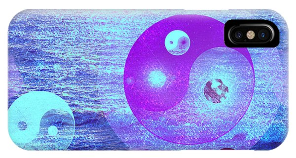Changing Currents Of Reality IPhone Case