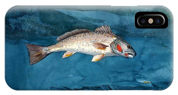 iPhone Case - Channel Bass by Winslow Homer