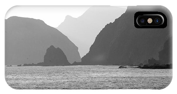 IPhone Case featuring the photograph Channel Islands Sunset by Jeff Loh