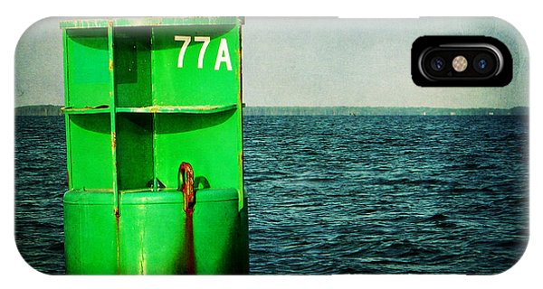 Channel Marker 77a IPhone Case
