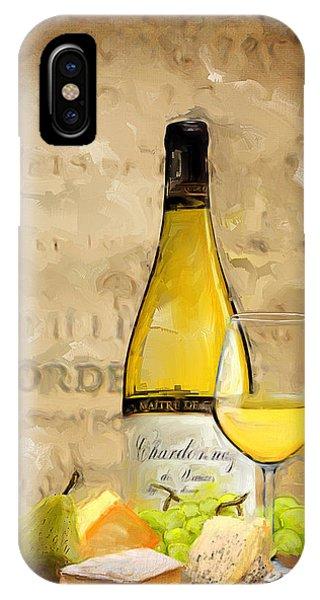 Chardonnay Iv IPhone Case
