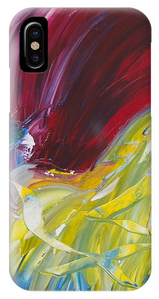 Chariot Through Hell IPhone Case