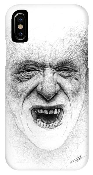 Charles Bukowski IPhone Case