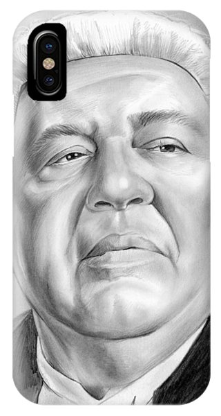 Charles iPhone Case - Charles Laughton by Greg Joens