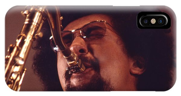 Charles Lloyd In The Soviet Union IPhone Case