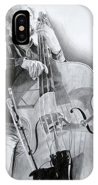 Charles Mingus IPhone Case