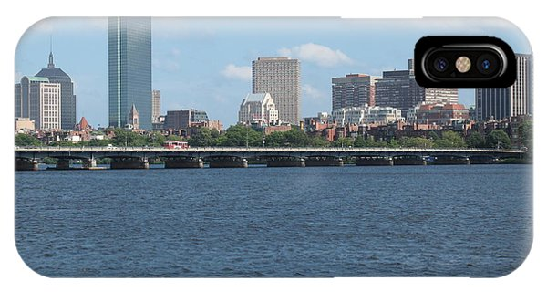 Charles River Summer IPhone Case
