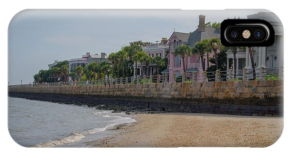 Charleston Battery IPhone Case