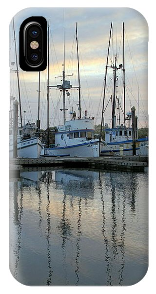 Charleston Boats IPhone Case