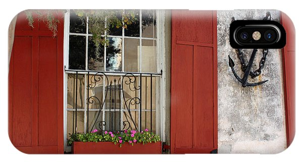 Charleston French Quarter II IPhone Case