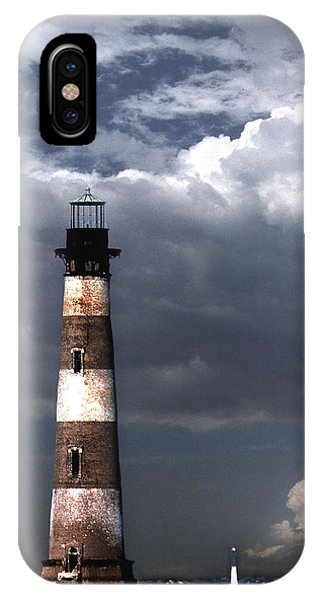 Charleston Lights IPhone Case