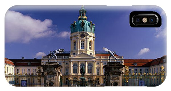 Imposing iPhone Case - Charlottenburg Palace Schloss by Panoramic Images