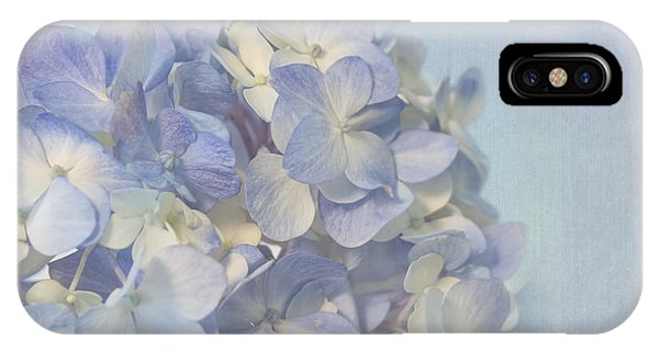 Charming Blue IPhone Case
