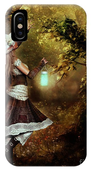 Chasing Magic Phone Case by Shanina Conway