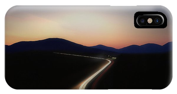 Chasing The Light IPhone Case