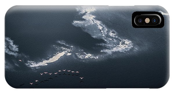 Chasing The Waves Phone Case by John Fan