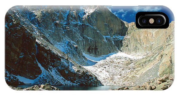 Alpine Meadows iPhone Case - Chasm Lake by Eric Glaser