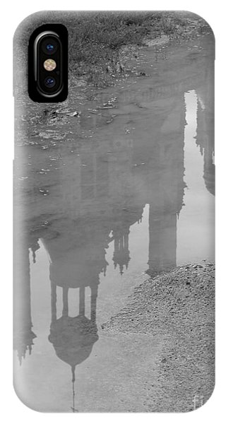 Chateau Chambord Reflection IPhone Case