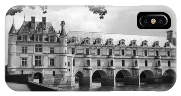 Chateau Chenonceau IPhone Case