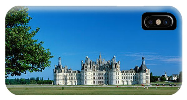 Imposing iPhone Case - Chateau De Chambord France by Panoramic Images