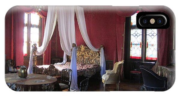Chateau De Cormatin IPhone Case