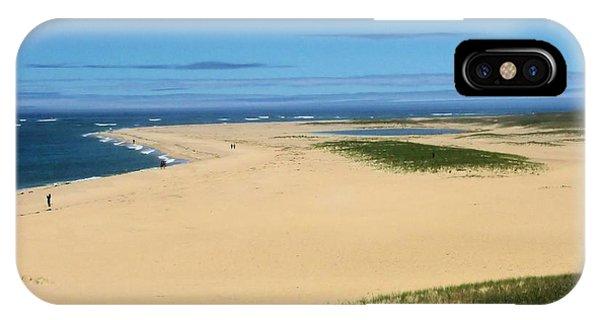 Chatham Dunes IPhone Case