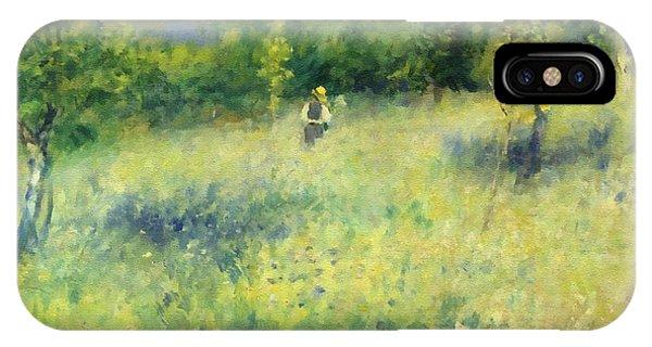 Chatou After Renoir IPhone Case